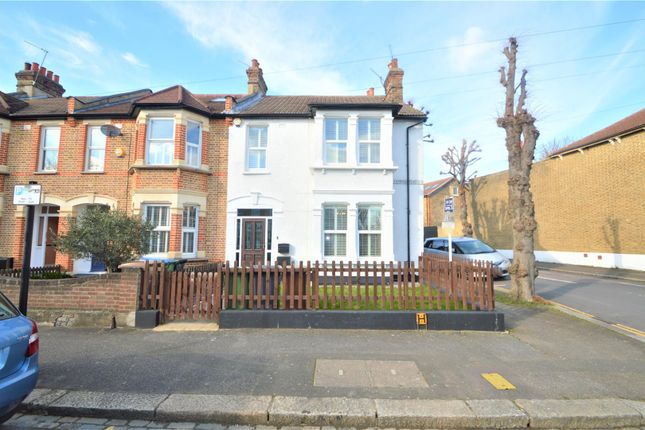 Thumbnail Semi-detached house for sale in Leyspring Road, London