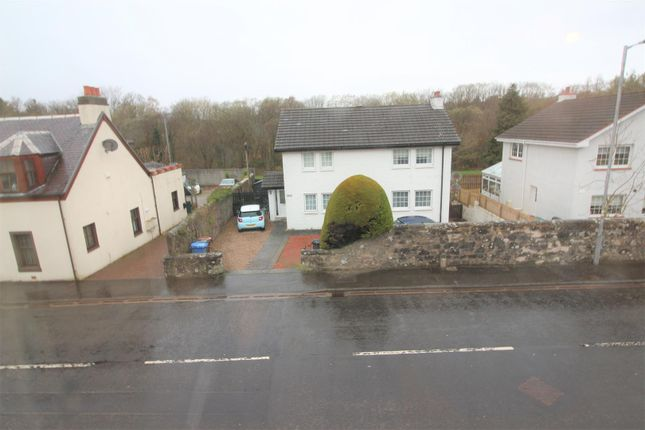 View From Front of Smithy Court, Main Street, Inverkip, Greenock PA16