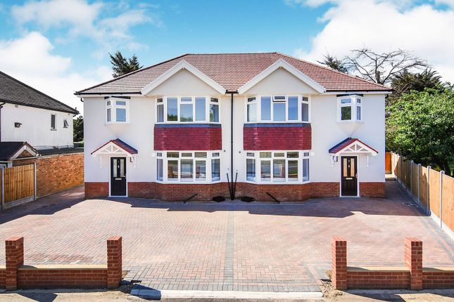 Thumbnail Semi-detached house for sale in Ruffell Mews, Romford