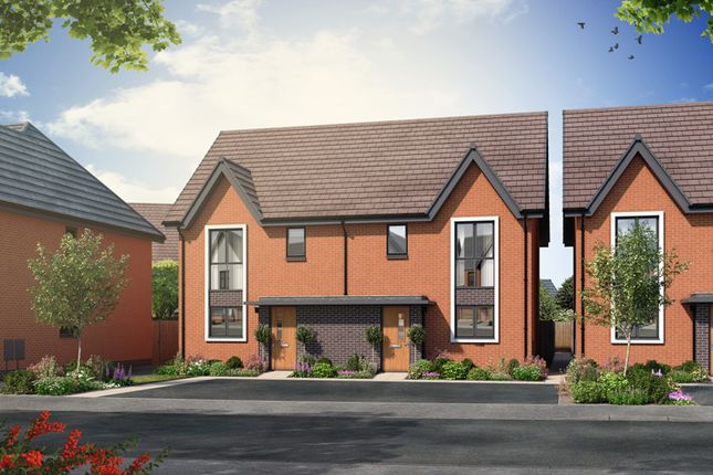 """Thumbnail Property for sale in """"The Warwick"""" at Welton Lane, Daventry"""