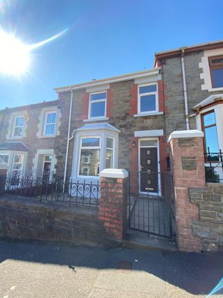 Thumbnail Terraced house for sale in Woodland Terrace, Treherbert