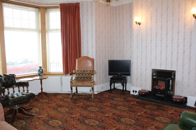 Lounge of Cliff Terrace, Buckie AB56