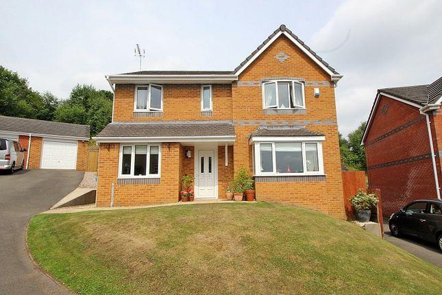 Thumbnail Detached house for sale in Beechwood Heights, Llantwit Fardre, Pontypridd, Rhondda, Cynon, Taff.