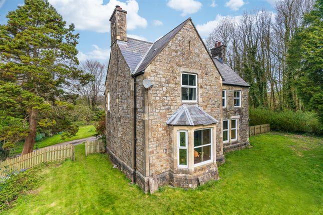 Thumbnail Detached house for sale in Heol Persondy, Aberkenfig, Bridgend