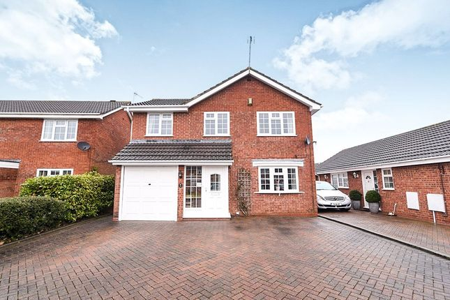 Thumbnail Detached house for sale in Brantwood Road, Droitwich