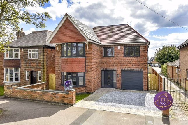 Thumbnail Detached house for sale in Glebe Avenue, Kettering, Northamptonshire