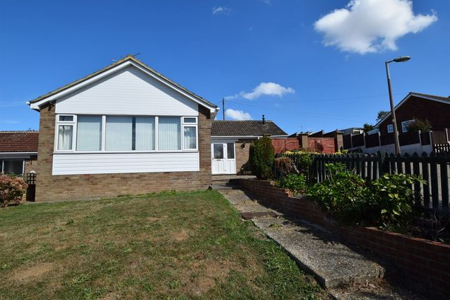 Thumbnail Detached bungalow for sale in Woodrow Chase, Herne Bay