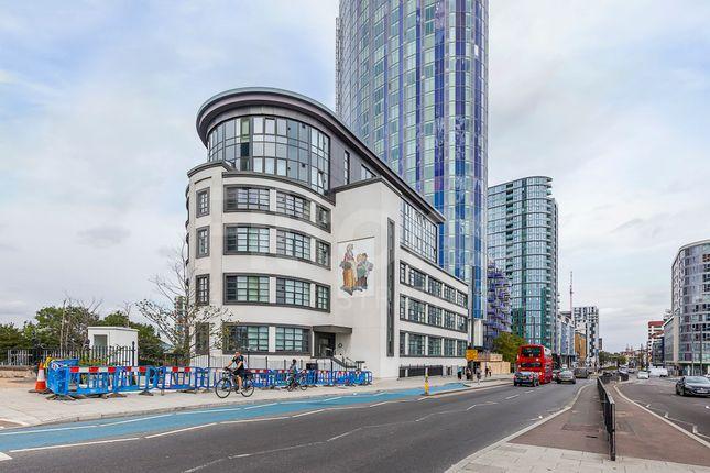 Thumbnail Flat to rent in High Street, Stratford, London