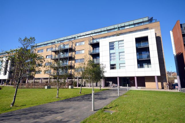 Thumbnail Flat to rent in Jones Point, Ferry Court, Cardiff Bay