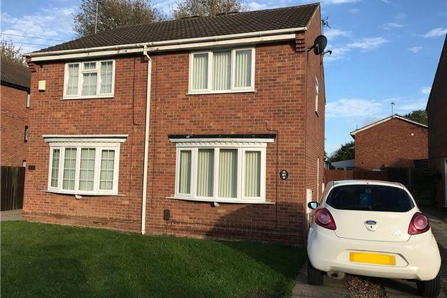 Thumbnail Semi-detached house for sale in Mondello Drive, Alvaston, Derby