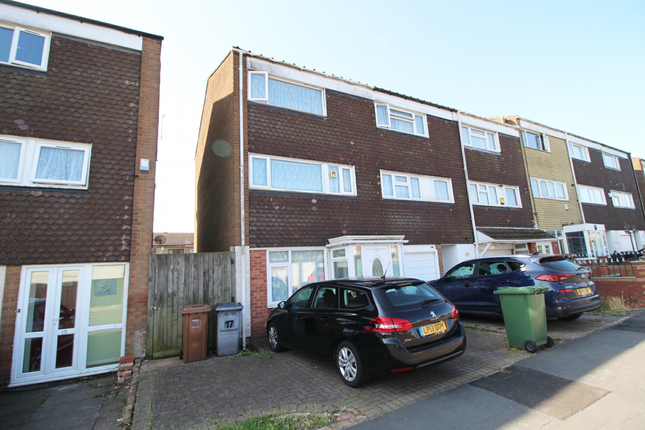 Thumbnail Terraced house for sale in Avon Drive, Smithswood, Birmingham, West Midlands