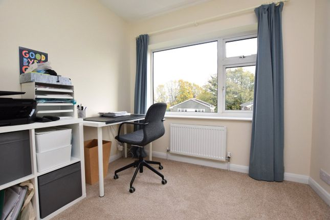 Bedroom Four of Sherwood Close, Heavitree, Exeter EX2