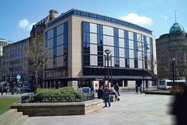 Building Front of Landmark House, Bradford BD1