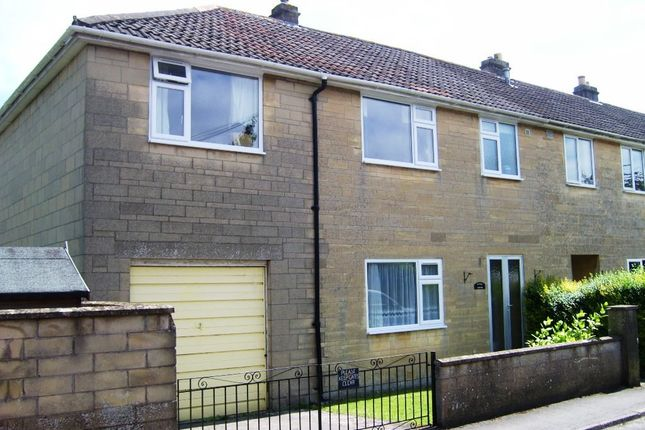 Thumbnail Semi-detached house to rent in Tyning Road, Bath, Banes