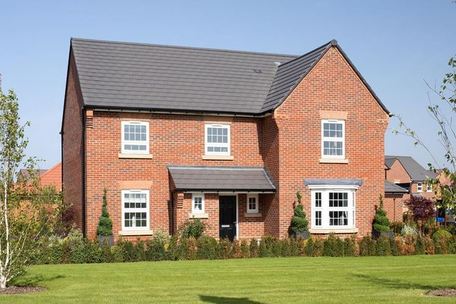 """Thumbnail Detached house for sale in """"Manning"""" at Brendon Close, Didcot"""