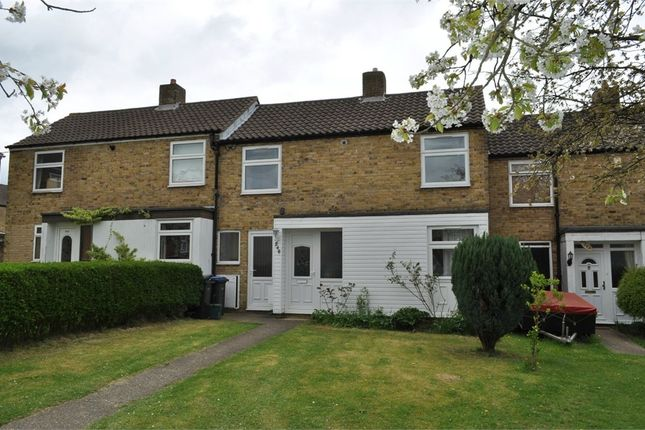 Thumbnail Terraced house to rent in Westfield, Harlow, Essex