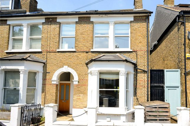 Thumbnail End terrace house for sale in Heber Road, East Dulwich, London