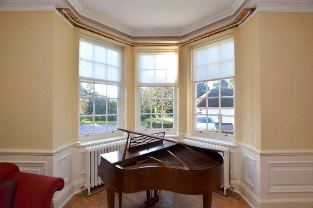 Living Room Bay of Gledhow Manor, 350 Gledhow Lane, Chapel Allerton, Leeds LS7