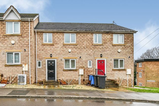 Thumbnail Terraced house for sale in Spring Close Mount, Sheffield, South Yorkshire