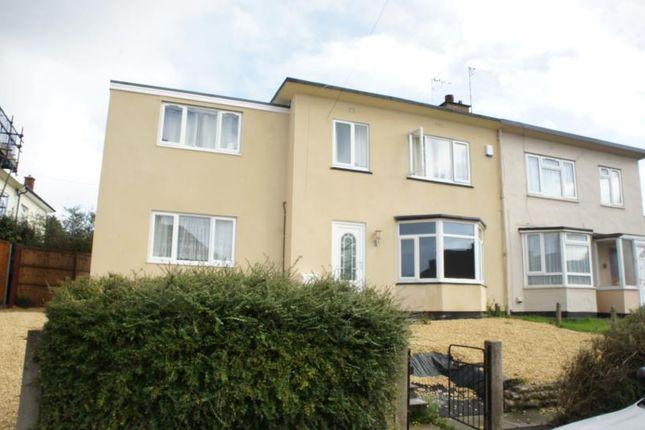 Thumbnail Semi-detached house to rent in Landseer Avenue, Lockleaze, Bristol