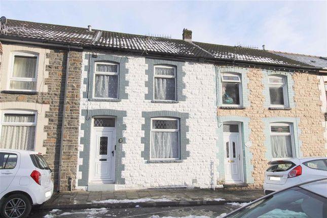 3 bed terraced house for sale in Deri Terrace, Tylorstown, Ferndale CF43