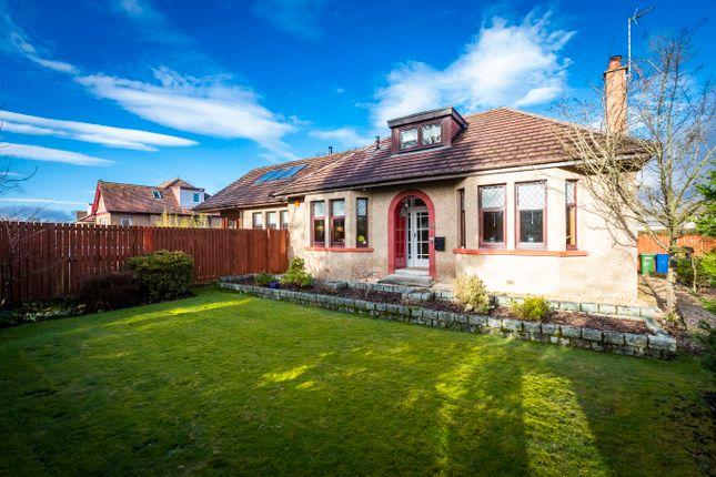 Thumbnail Detached bungalow for sale in Middlemuir Road, Lenzie, Kirkintilloch, Glasgow