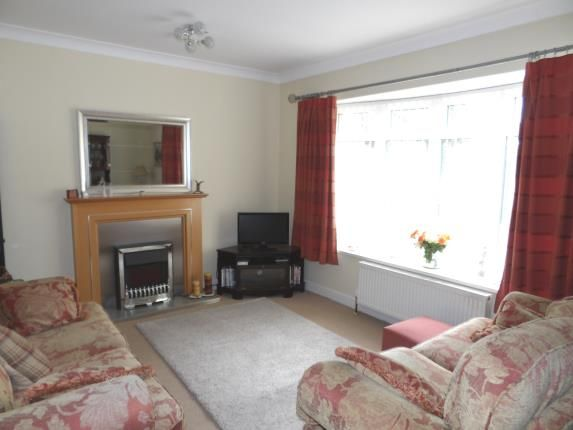 Living Room of Rostherne Way, Sandbach, Cheshire CW11