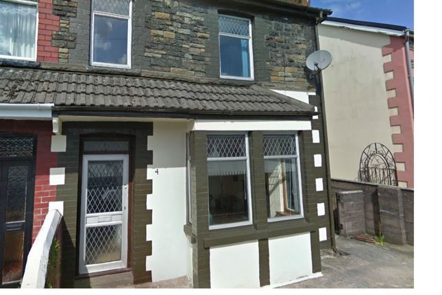 Thumbnail Terraced house to rent in Bell Vue Terrace, Treforest, Pontypridd