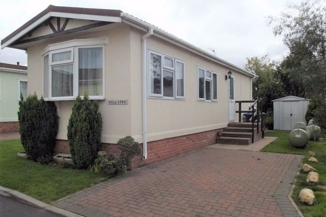 Thumbnail Bungalow to rent in Hill Top Park, Princethorpe, Rugby