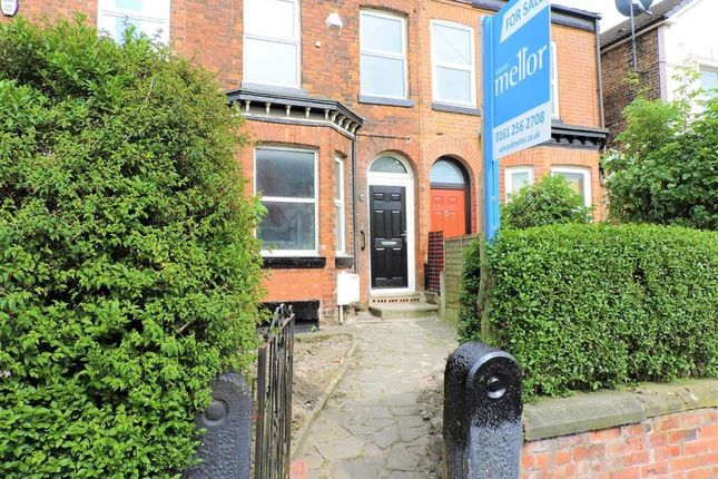 Thumbnail Flat for sale in Buckhurst Road, Levenshulme, Manchester