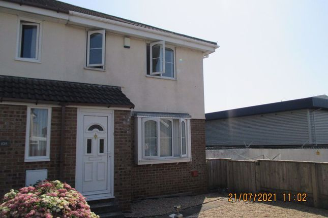 2 bed property to rent in Whitefriars Lane, Plymouth, Devon PL4