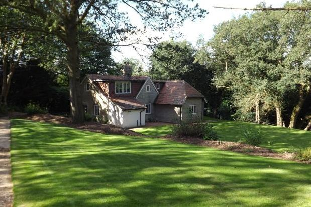 Thumbnail Detached house to rent in Wispers Lane, Haslemere