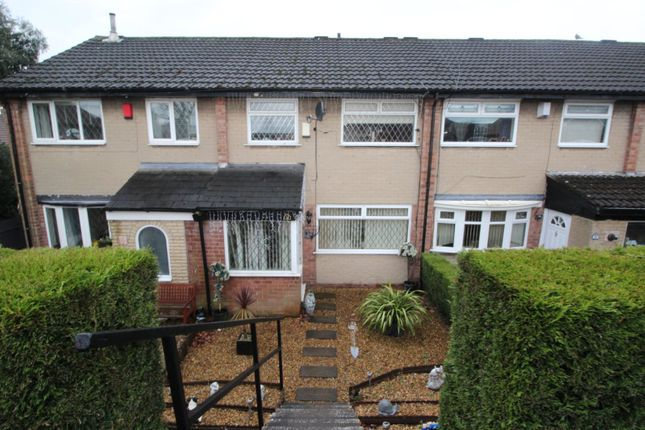 Front External of Kenyon Close, Hyde, Greater Manchester SK14