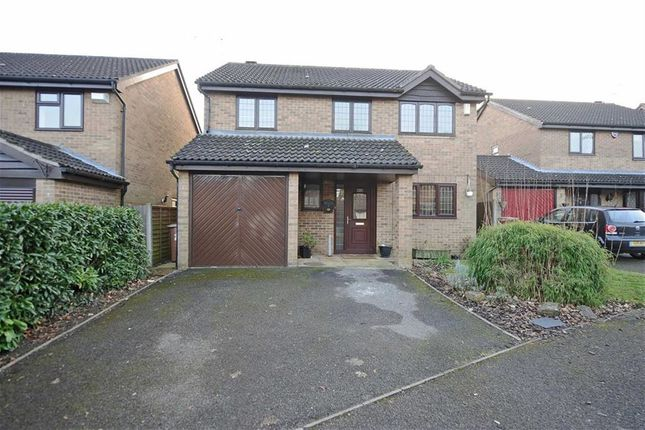 Thumbnail Detached house for sale in Humber Gardens, Wellingborough