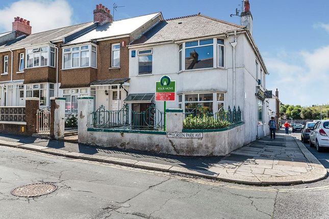 Thumbnail Property to rent in Green Park Avenue, Plymouth