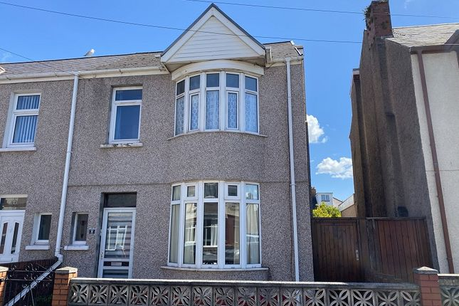 3 bed semi-detached house to rent in Maesgwyn Street, Port Talbot, Neath Port Talbot. SA12