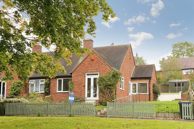 Thumbnail Semi-detached bungalow for sale in Park View, Buildwas, Telford