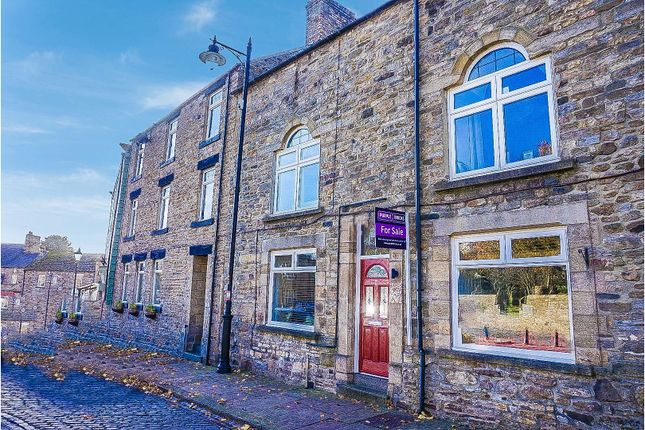 Thumbnail Terraced house for sale in Market Place, Bishop Auckland