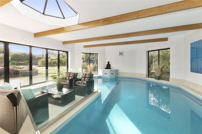 Swimming Pool of The Warren, Kingswood, Tadworth, Surrey KT20