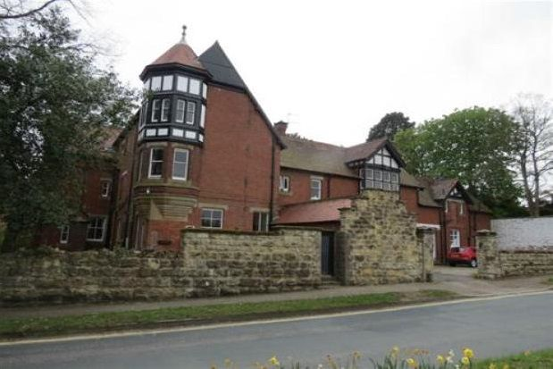 Thumbnail Flat to rent in Castle Howard Road, Malton