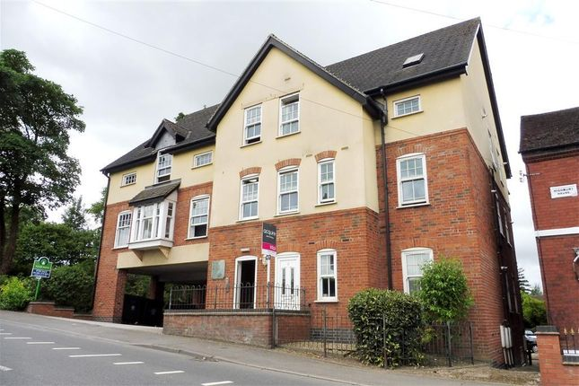 Thumbnail Flat to rent in The Sycamores, Woodville, Swadlincote