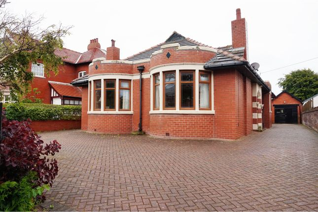 Thumbnail Detached bungalow for sale in Links Road, Lytham St. Annes