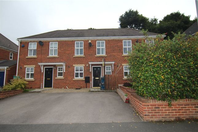 Thumbnail Terraced house to rent in Woodside, Shadforth, Durham