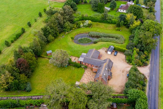 Thumbnail Detached house for sale in Needham Bank, Friday Bridge, Wisbech