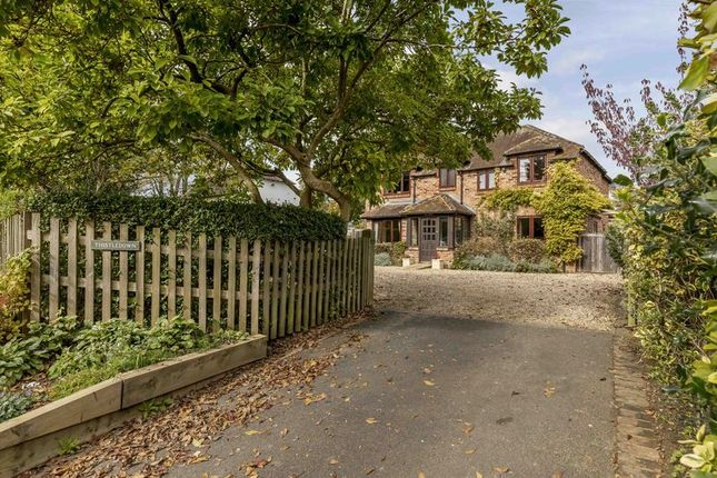 Thumbnail Detached house for sale in Bosham Lane, Bosham, Chichester