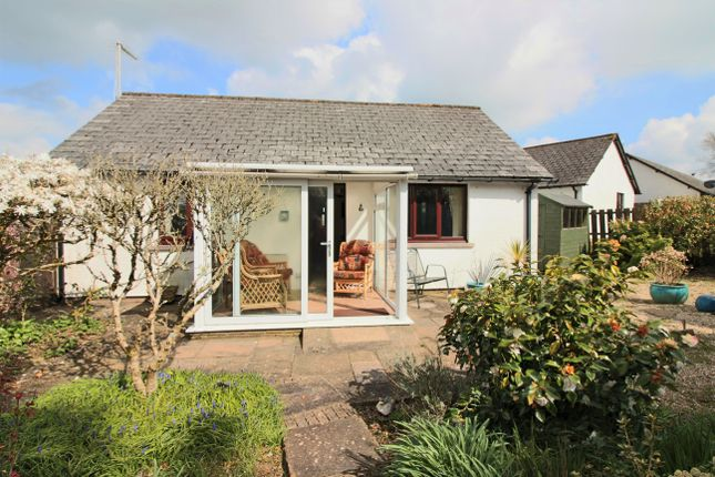 Thumbnail Detached bungalow for sale in Shipley Close, South Brent, Devon