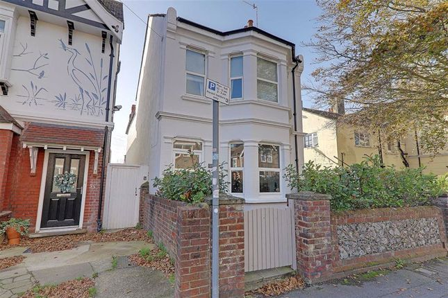 Thumbnail Detached house for sale in Bridge Road, Broadwater, Worthing, West Sussex