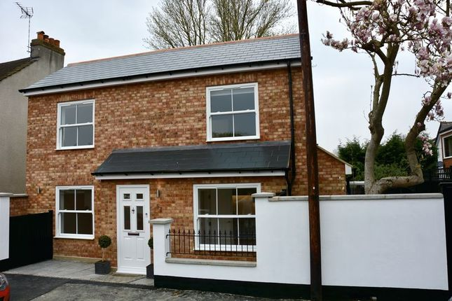 Thumbnail Detached house for sale in Chapel Park Road, Addlestone