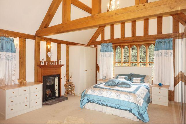 Master Bedroom of Sapcote Road, Hinckley LE10