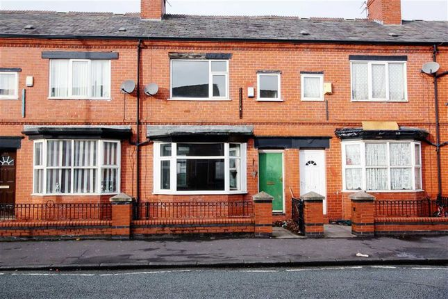 Thumbnail Terraced house to rent in Lightbowne Road, Moston, Manchester